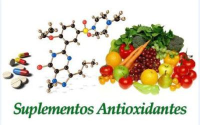 ¡OFERTA complementos antioxidantes!