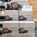 Resverasor Plus, antienvejecimiento, antiarrugas y antioxidante.