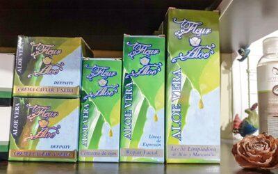 Productos de Aloe Vera Fleur Aloe